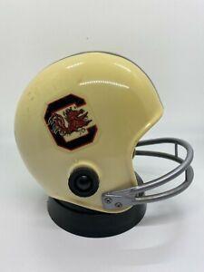 Vintage 1973 South Carolina Gamecocks Helmet Transistor AM Radio Works RARE