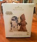2007 Hallmark Keepsake Star Wars R2-D2 and Jawa Christmas Ornament