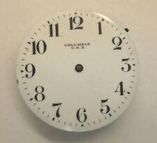 1894 ANTIQUE COLUMBIA / WALTHAM POCKET WATCH 11 JEWELS PARTS STEAM PUNK **