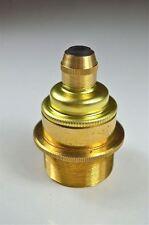HANGING LIGHT E27 EDISON SCREW IN BULB BRASS BULB HOLDER CEILING LAMPHOLDER L11