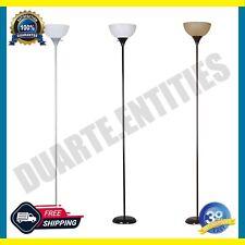 71'' Tall Metal Floor Lamp Easy Carry For Office, Living Room, Bedroom, Kid Room