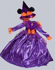 MINNIE MAUS KOSTÜM HALLOWEEN-HEXE Hexenkostüm Disney Hexenhut Kleid Hexenkleid