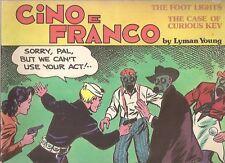 YELLOW KID # 8-CINO E FRANCO -COMIC ART 1974--VL28