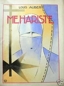Méhariste, 1917-1918. ALIBERT Louis.