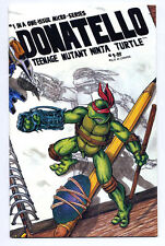DONATELLO 1•Teenage Mutant Ninja Turtle•Mirage 1986 Comic Book Unread NM