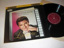 LIBERACE Piano Song Book: Movie Themes CORAL Stereo NM/NM-