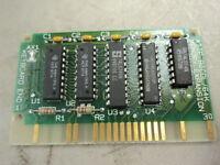 VINTAGE RARE APPLE IIE 80COL/64K MEMORY EXPANSION CARD 820-0067-D 80 COLUMN