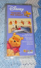 Disney WINNIE the POOH Wall Stickers Easy use 20+ stickers Nusery Playroom NEW