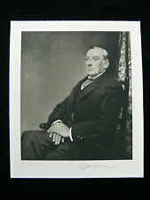 Sir George Makins - WWI Military Surgeon - Lovely Signed Portrait c1920's