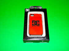 DC SHOES DC SHOE CO USA ORANGE CASE COVER FOR APPLE IPHONE 4 4S 16 32 64 G