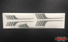 RC 4WD RC4WD Surf Stripes for 1985 4Runner Sheet - Grey RC4Z-B0209
