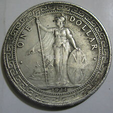 New 1911 One Yuan Tibetan Warrior Ancient Silver Dollar Coins Collectable Coin L
