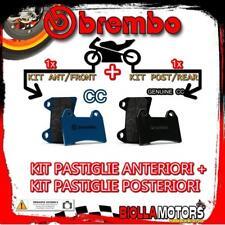 BRPADS-50019 KIT PASTIGLIE FRENO BREMBO APRILIA SPORT PRODUCTION 1992- 125CC [CC