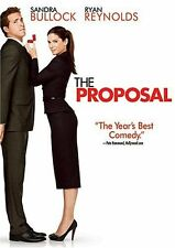 The Proposal (Single-Disc Edition) By Sandra Bullock & Ryan Reynolds  (DVD)