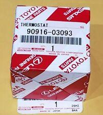 90916-03093 OEM NEW LEXUS TOYOTA SCION THERMOSTAT GS300 IS300 SC300 SC400 SUPRA