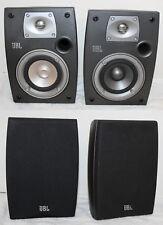 Pair JBL Northridge N24 Two-Way Speakers ~ One is a N24II