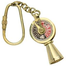 Soild Brass Ship's Telegraph Key Chain