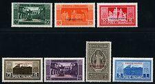 Italienisch-Tripolitanien Libyen 1929 Monte Cassino Kloster 86-92 Falz Mint/11