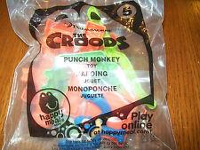 McDonald's The Croods Movie Punch Monkey Figurine NIP #5