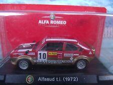 1/43 Magazine Series Alfa Romeo  Affasud 1972