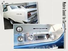 For Chevrolet Malibu 1964-65 Vintage Car Radio DAB+ UKW USB Bluetooth Aux
