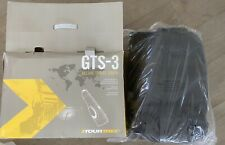 New Tour Trek GTS-3 DELUXE Golf Travel Cover NEW IN BOX Black & Grey