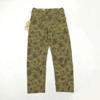 BOB DONG USMC P-44 Monkey Pants Vintage Military Denim Trousers For Men Overalls