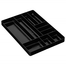 Craftsman Divider Storage Tool Parts Organizer System Box Bin Drawer Home Black