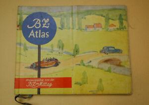 BZ - Atlas. Straßenatlas der BZ am Mittag 30er Jahre