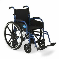Hybrid 2 Wheelchair Chairs MDS806250H2 by Medline