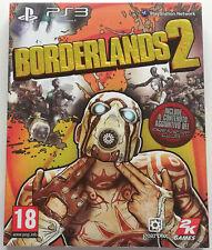 BORDERLANDS 2 (COFANETTO) PS3 ITALIANO GIOCO PLAYSTATION 3 COME NUOVO COMPLETO