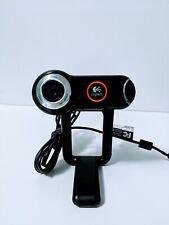 Logitech QuickCam Pro 9000 Web Cam - Used & Tested
