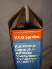 VW T2+T3+syncro+Joker Reparaturhandbuch Reparaturbuch KAROSSERIE Blech Schweißen