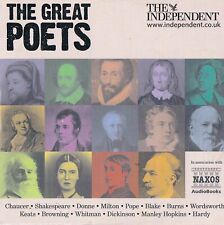 The Great Poets -  Audio CD