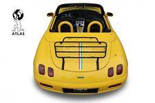 Fiat Barchetta Gepäckträger | Massgeschneidert | Heckträger | SCHWARZ 1995-2005