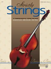 Strictly Strings Book 2 - String Bass