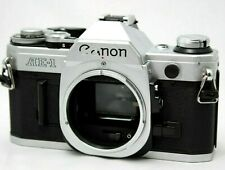 Canon AE-1 35mm SLR Film Camera Body Only *Working* #F016d