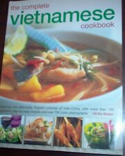 Complete Vietnamese Cookbook 2007 Indo-China Cambodia Kitchen Recipes Basan Phot