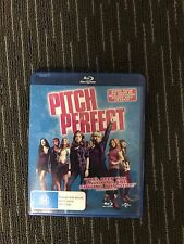 Blu Ray High Definition DVD - Pitch Perfect With Bonus Extras - Great Watching