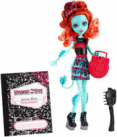 Monster High Lorna McNessie SCHÜLER-GRAUSTAUSCH Monster Exchange OVP CDC36