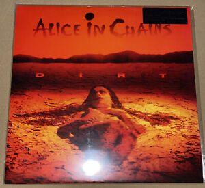 ALICE IN CHAINS!! DIRT!! 2009 UK IMPORT VINYL AUDIOPHILE PRESSING!!
