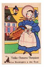 Vieilles chansons françaises - La boulangère a des écus  (C2054)