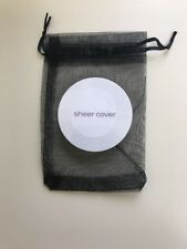 Sheer Cover Conceal & Brighten Trio Concealer  LIGHT /MEDIUM  LARGE SZ.