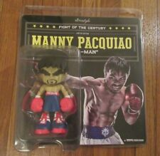 """Mindstyle Collectormates Manny Pacquiao Vinyl Figure 7"""" Fight Of The Century New"""
