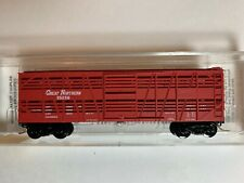 Micro Trains Line 35020 GN Great Northern 40' Despatch Stock Car #55256
