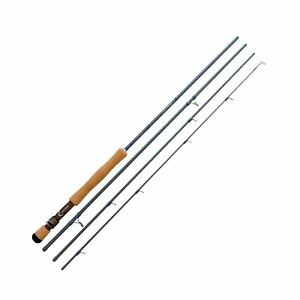 Shakespeare Agility 2 XPS Fly Rod 4 Piece Freshwater Game Salmon Fishing Rod
