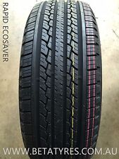 1 X 245/70R16 INCH RAPID TYER ECOSAVER H/T Tyre  FREE DELIVERY*