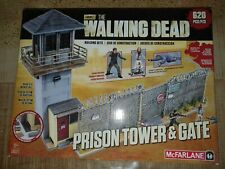 McFarlane Toys AMC série TV The Walking Dead Prison Tower and gate Building