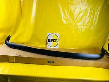NEU + ORIGINAL OPEL Kadett C Stoßstange VORNE schwarz Stoßfänger Rallye GTE CiH