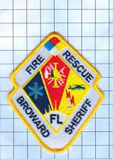 Fire Patch - BROWARD